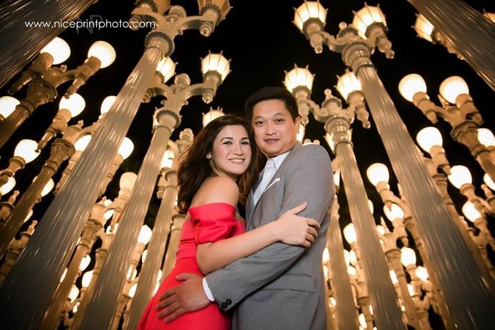 WaWparazzi: VJ Yambao and Camille Prats Prenup Shoot – Weddings At Work