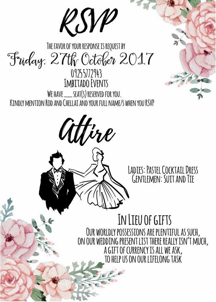 Waw Wedding Tip Sheet Invitations Weddings At Work
