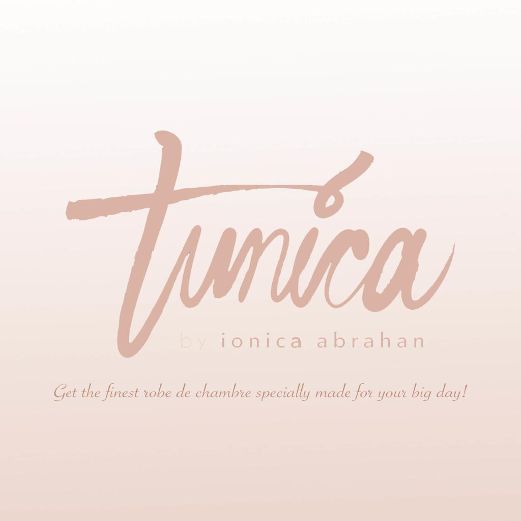 #93 TUNICA BRIDAL ROBES